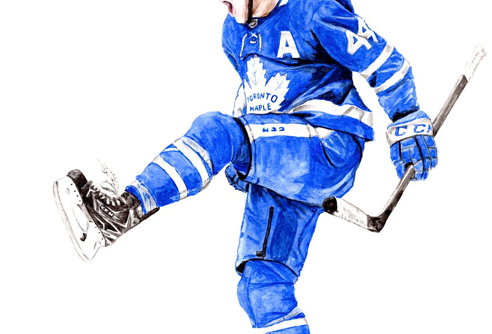 MORGAN RIELLY CELEBRATION - ORIGINAL - SOLD