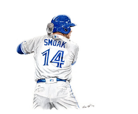 JUSTIN SMOAK - ORIGINAL