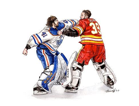 BOA Game 3, Smith vs Talbot - Print