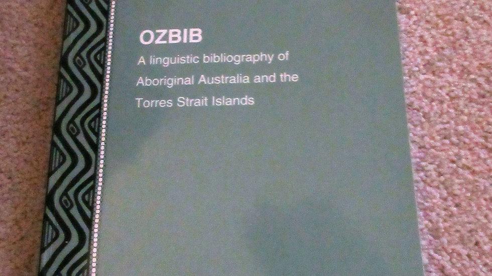 OZBIB, by Lois Carrington and Geraldine Triffitt