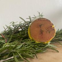 Le foie gras de la Ferme de Phallanges, mi-cuit au torchon