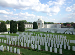2014 Flanders Fields WWI Cemetery