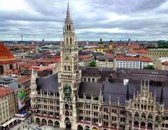 2014 Rathaus Munich, Germany