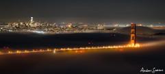 2019 Low Fog Night Panorama
