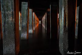 2018 Fort Baker, Under Pier