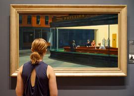 2016 Nighthawks, Art Institute