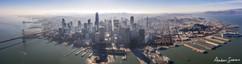 2019 SF Daytime Panorama