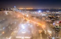 2019 Fog over City Hall