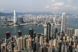 2015 View from Victoria Peak - Day