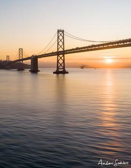 2019 Bay Bridge Sunrise