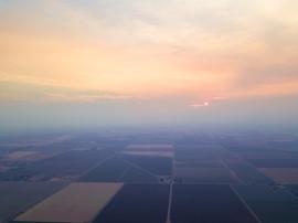 2017 Smoky Sunset