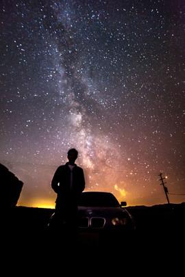 2016 Milky Way Selfie