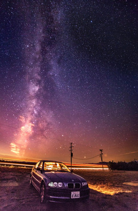 2016 Milky Way