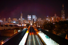 2016 Skyline and Rail Line