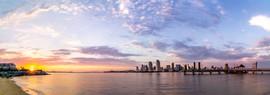 2016 SD Skyline Panorama