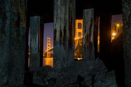 2018 Golden Gate Bridge from Fort Baker