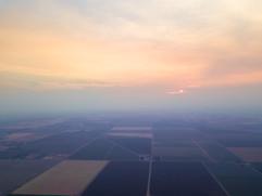 2017 Smoky Sunset at 1500ft