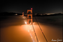 2019 Golden Gate above the Fog