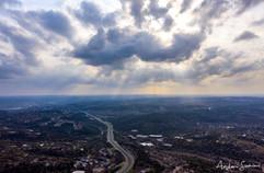 2020 Capital of Texas Highway Aerial