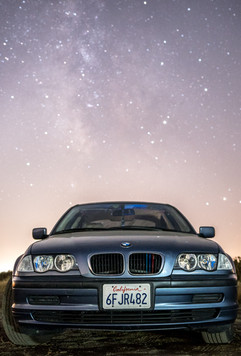 2017 Milky Way & BMW