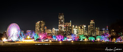 2019 Trail of Lights and Downtown
