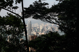 2015 View from Victoria Peak