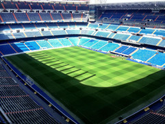 2014 Santiago Bernabeu Stadium