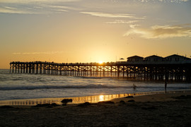 2016 Pacific Beach Sunset