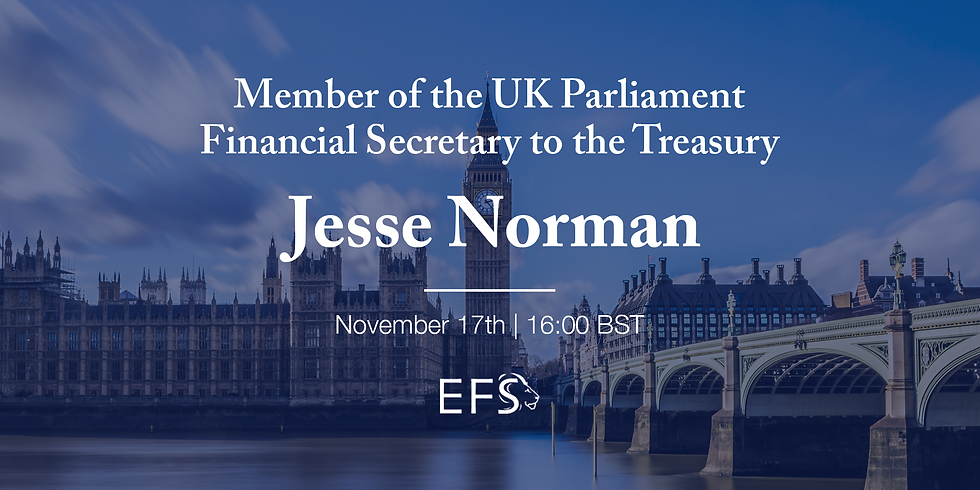 In Conversation with Jesse Norman