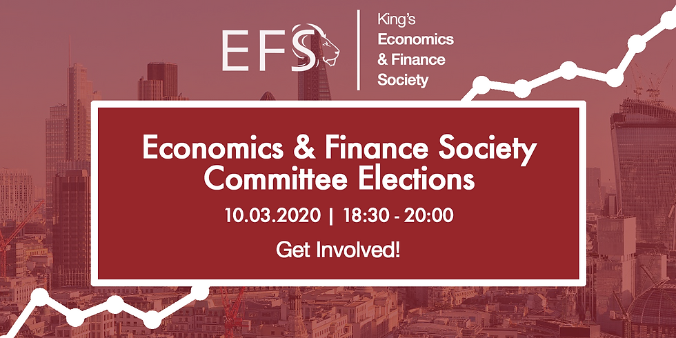 KCL EFS Committee Elections!