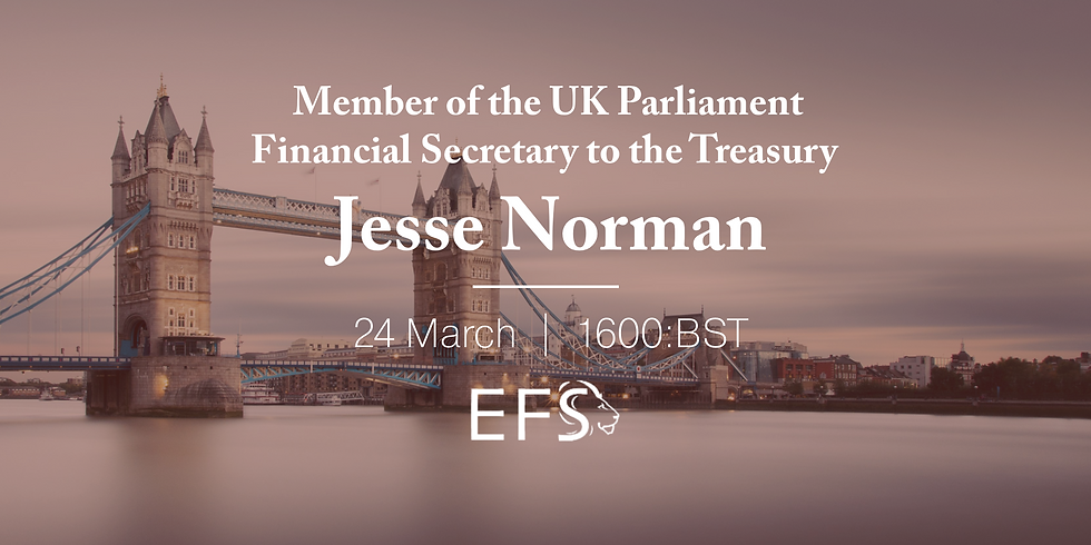 In Conversation With: Jesse Norman