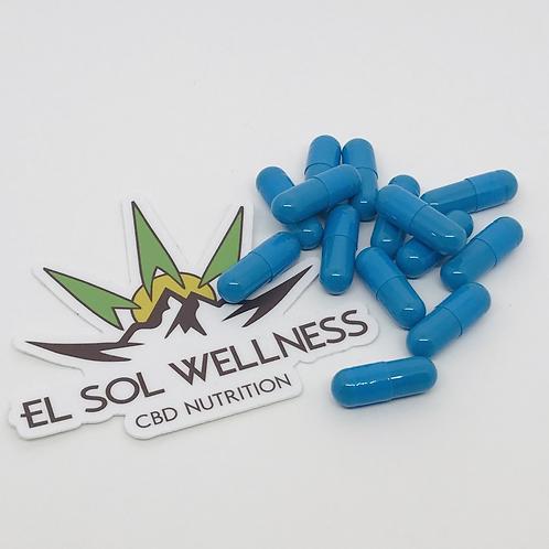 El Sol Wellness Full Spectrum CBD Capsules