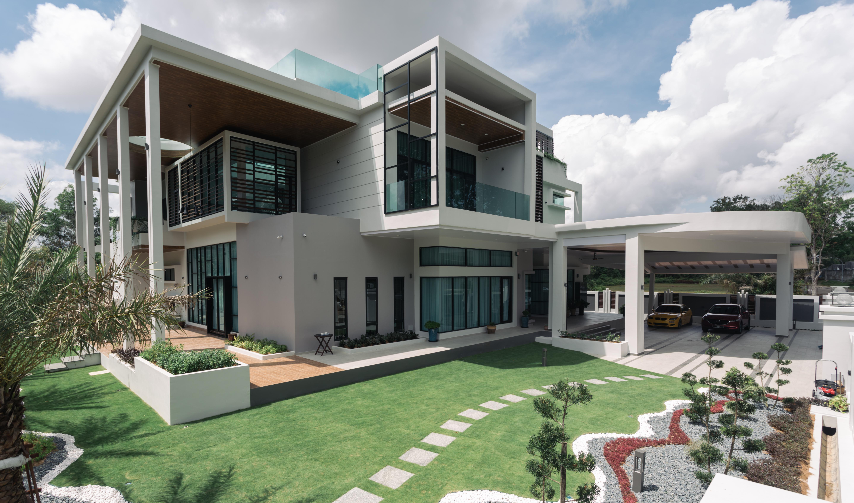 Konan Design Pasir Gudang bungalow-133