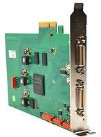 Camera Link Framegrabber PCIe Board
