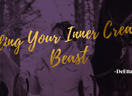 Finding Your Inner Creative Beast