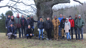 Scheffers Lab Members attend Forest Microclimate Workshop