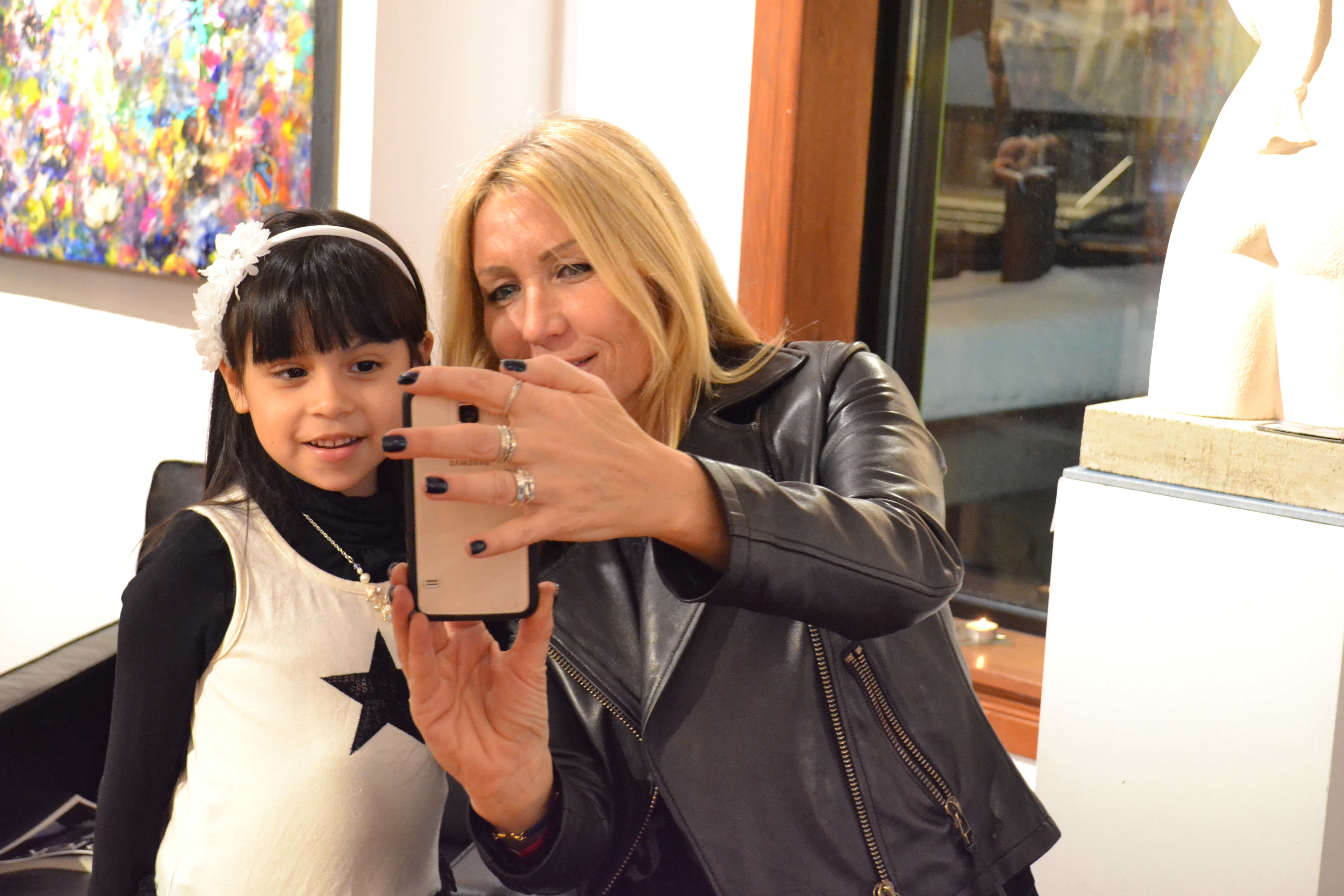 Gwyneth Herrera & Donna  Sved