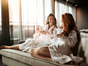 Host a Spa Day Party at Home.