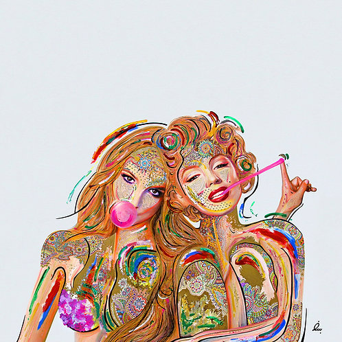 """""""POP"""" [Britney X Marilyn] Edition II"""