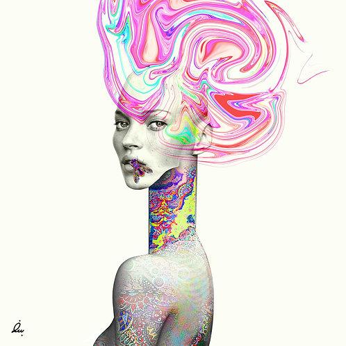 Exasperation of Exultation (Kate Moss)
