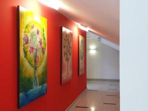 Nuevas obras permanentes en Valleseco.