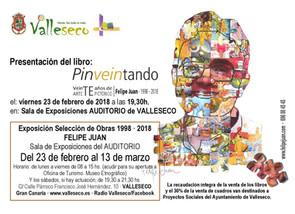 """Presentación del libro: """"Pinveintando"""" · 23 de febrero en Valleseco"""