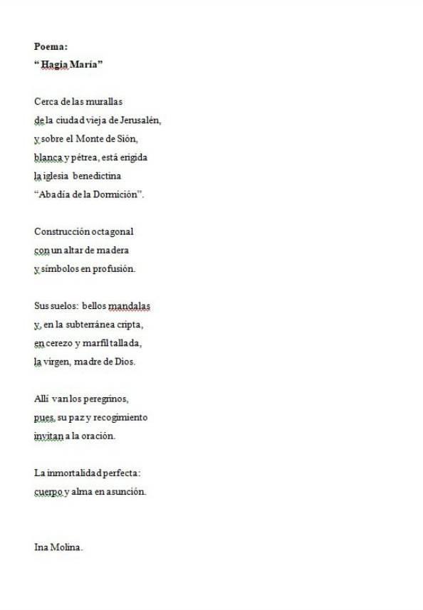 Poema Serie ParteLuz