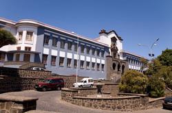 Edificio Central Paraninfo de la ULL