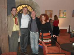 Museu.7 Junto a Pere, Nuria y Francisco Torralba.JPG