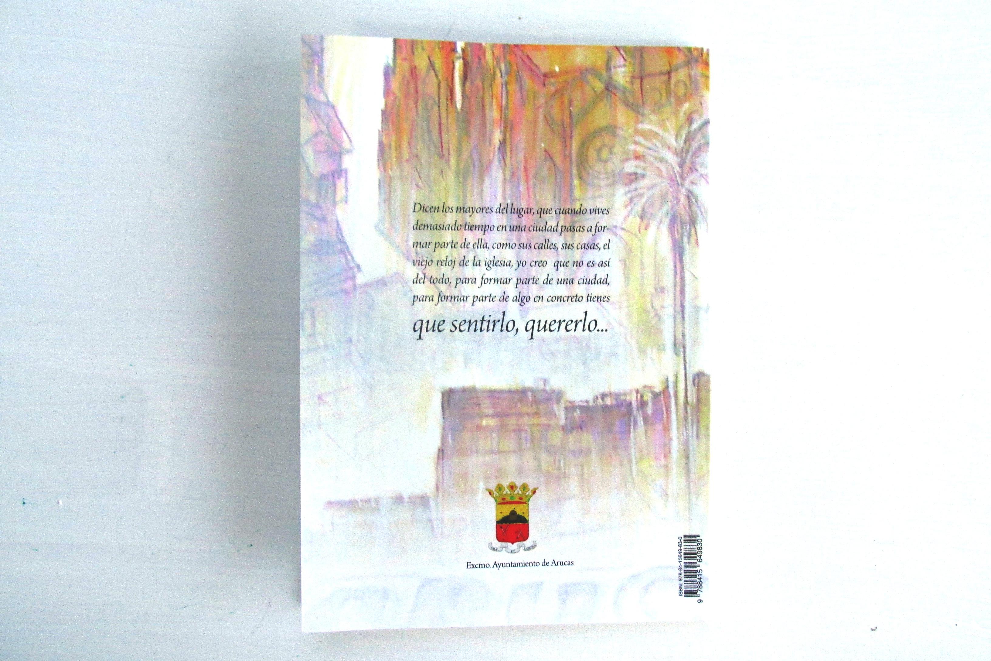Libro Historias Surreales Arucas.3
