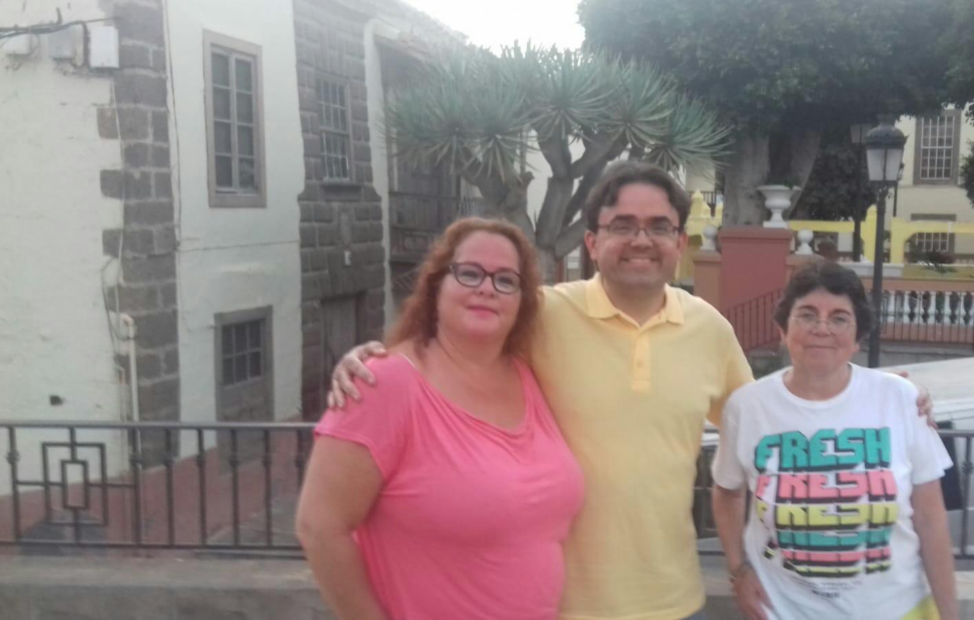 Isa, Pepa y yo