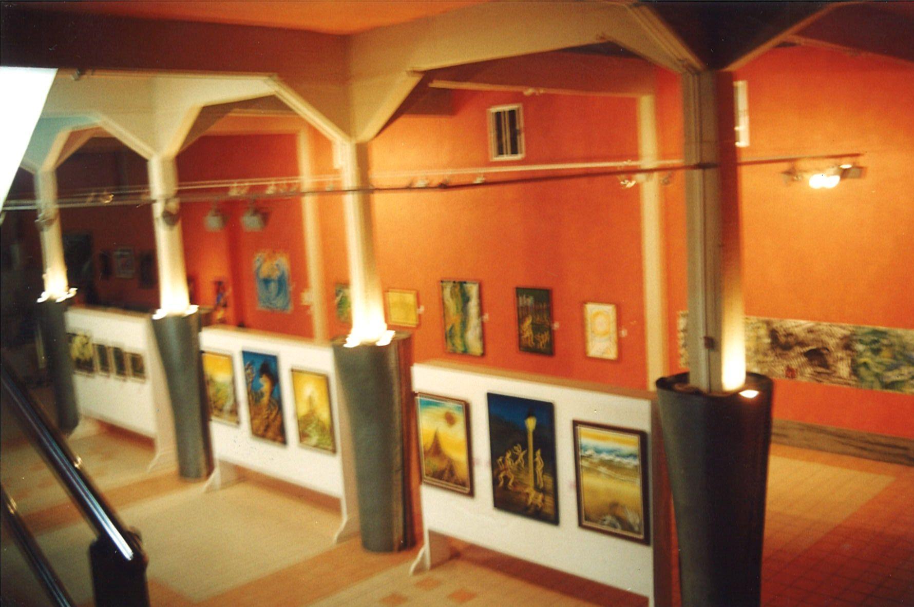Exposición en Ateneo de Vecindario