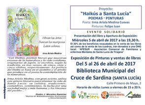 Proyecto: Serie a Santa Lucía · 5 al 25 de abril de 2017