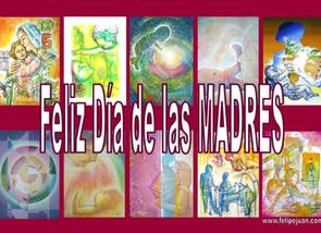 Cartel del Día de las Madres · FELICIDADES